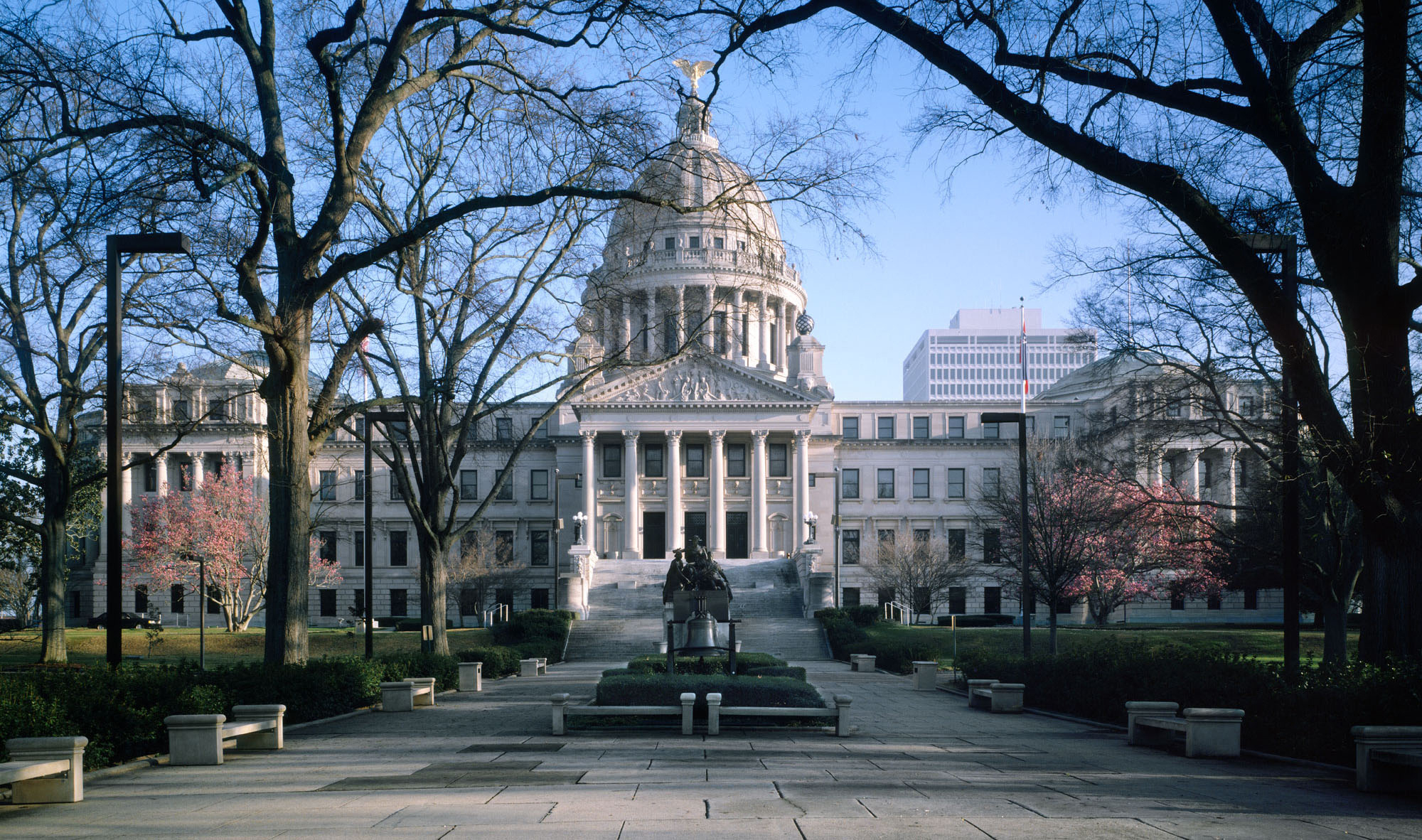 Jackson, Miss: State Capitol