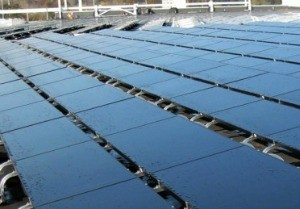 SUNNY SIDE UP: Stion Solar will be building solar panels for Entergy, which plans to add solar to its power portfolio in Mississippi. Photo Credit: Stion
