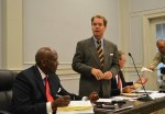 Gulfport Mayor Bill Hewes