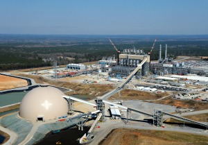 Kemper County IGCC Power Plant