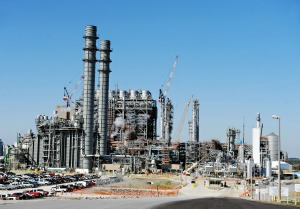 Kemper County IGCC Power Plant Construction