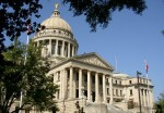 Mississippi State Capitol Building in Jackson