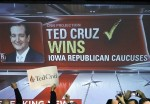 Ted Cruz Wins Iowa