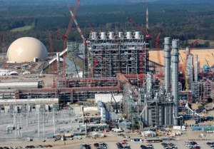 Photo by Mississippi Power COST CONCERNS: Members of the state Public Service Commission are worried about the latest cost estimates at Mississippi Power's Kemper Project clean coal power plant.