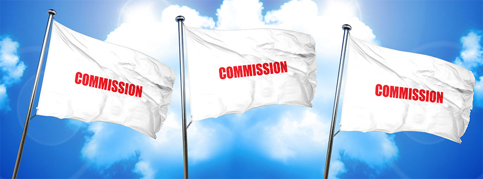 Commission Slide