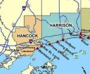 Mississippi Gulf Coast towns