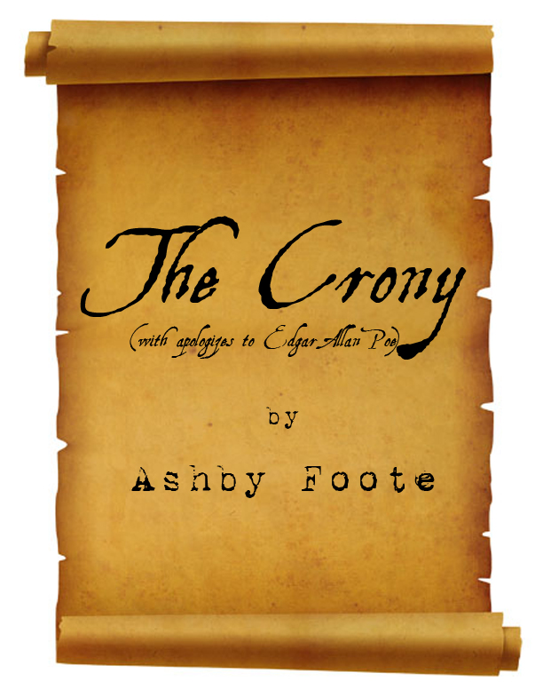 The Crony by Ashby Foote