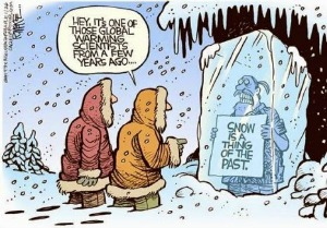Cartoon Global Warming