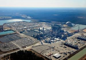 UP, UP AND AWAY: The Kemper Project's costs have ballooned to more than $6.2 billion. Mississippi Power Photo