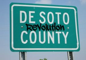 REVOLUTION: Four incumbent legislators were thrown out last week in the GOP primary in DeSoto County in north Mississippi near Memphis, Tenn. PHOTO ILLUSTRATION: Steve Wilson