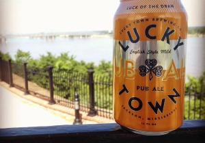 Lucky Town Beer