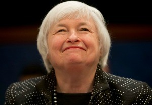 Federal Reserve Chair Janet Yellen Photo: AP
