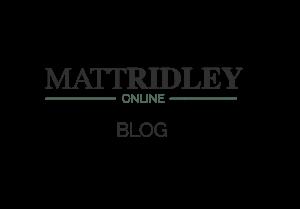 Matt Ridley Online Blog