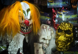 Kemper County Bans Clown Costumes