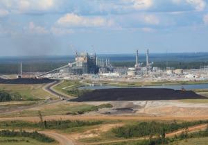 Kemper Project clean coal power plant