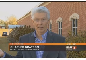 Charles Grayson Bigger Pie Forum Board Member