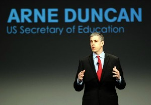Arne Duncan: US Secretary of Education