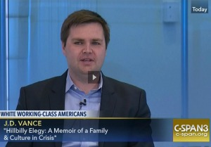 J.D. Vance - Hillbilly Elegy: A Memoir of a Family & Culture in Crisis