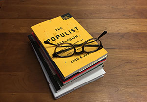 John B. Judis's The Populist Explosion - BPF Book Review by Ashby Foote