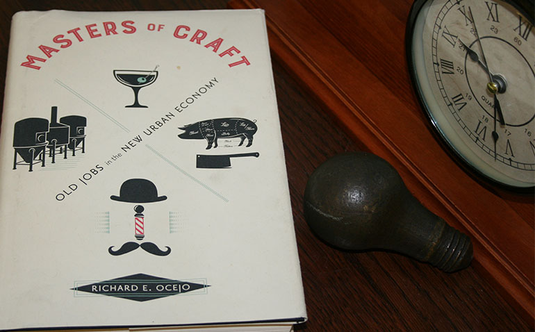 A BPF Book Review: Masters of Craft