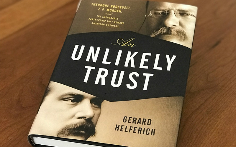 A BPF Book Review: An Unlikely Trust