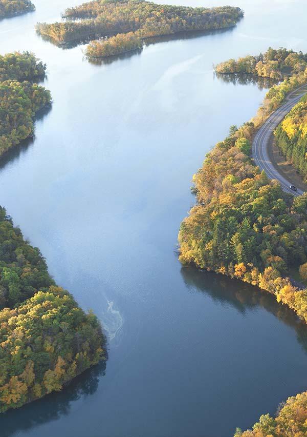 Mississippi River Flooding Charts