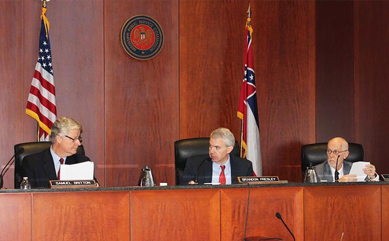 Mississippi Public Service Commission