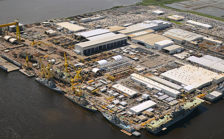 Huntington Ingalls Shipyard