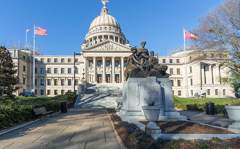 MS Legislative Halftime Report 2019