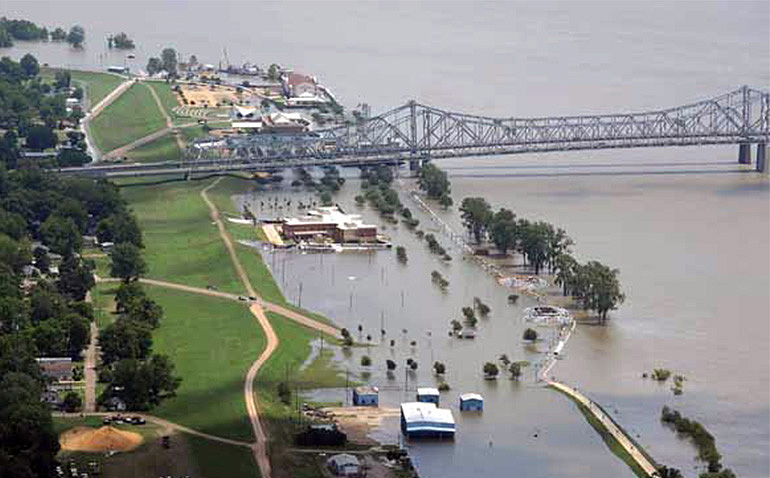 Mississippi River A New Normal