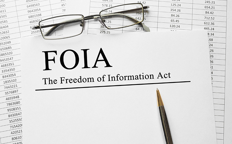Transparency FOIA