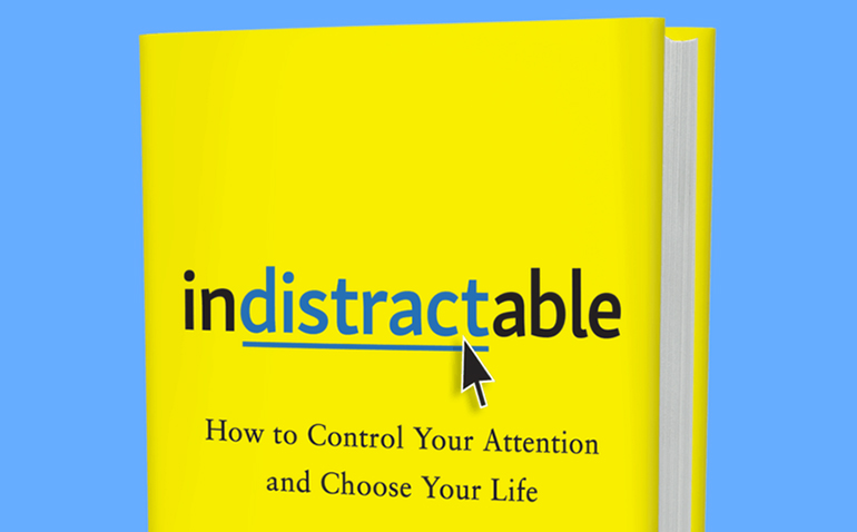 BPF Book Review Indistractable