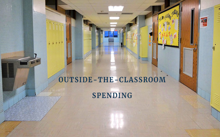 State Auditor's Education Report on Outside-the-Classroom Spending