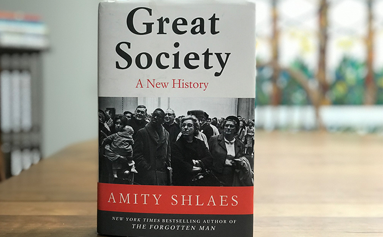 BPF Book Review of Great Society