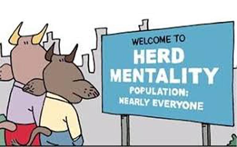 Herd Mentality - Coronavirus