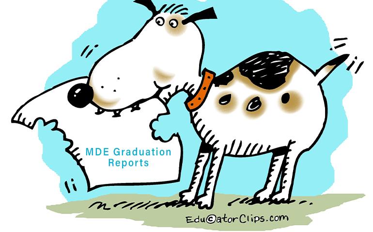 MDE Graduation Reports