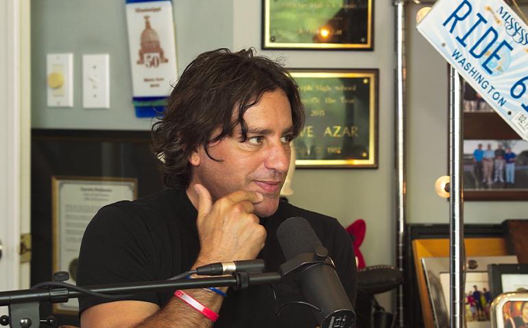 Steve Azar Podcast Episode 1