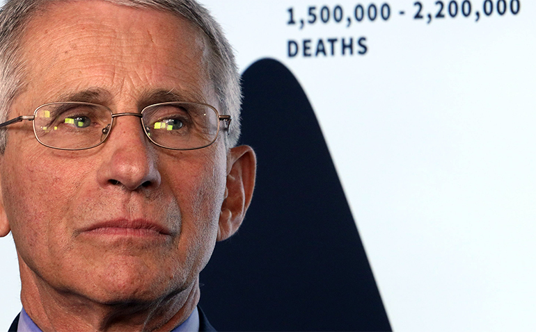 Dr. Fauci's Faulty Theories