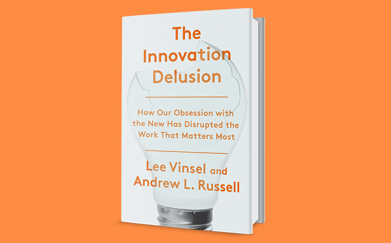 BPF Book Review The Innovation Delusion