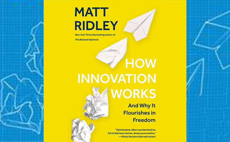 BPF Book Review of How Innovation Works